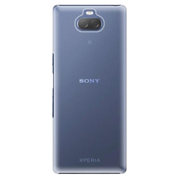 Sony Xperia 10 Plus (plastový kryt)