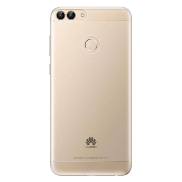 Silikonové pouzdro iSaprio s vlastním motivem na mobil Huawei P Smart