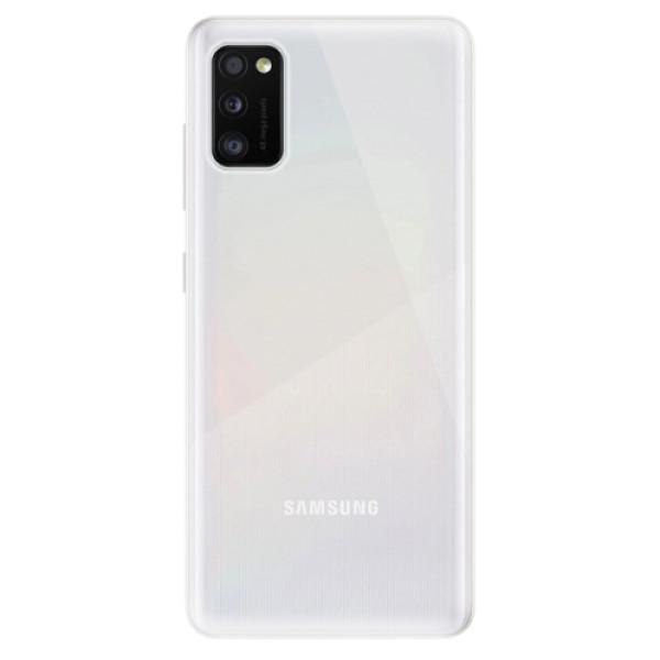 Samsung Galaxy A41 (silikonové pouzdro iSaprio s vlastním potiskem)