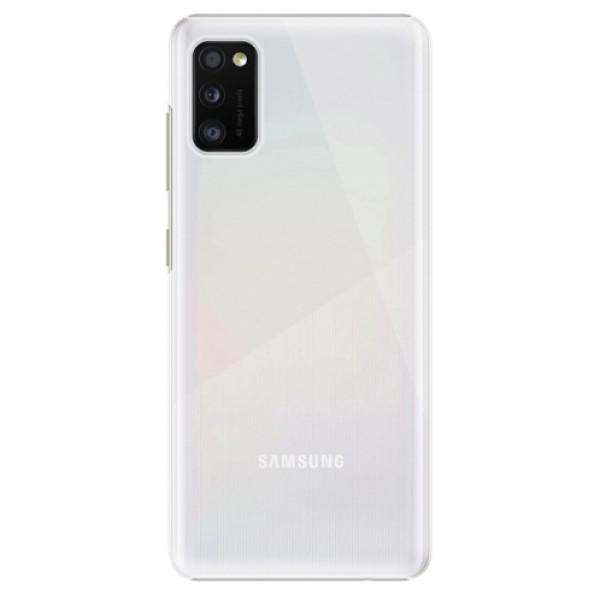 Samsung Galaxy A41 (plastový kryt iSaprio s vlastním potiskem)