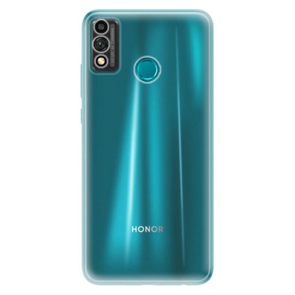 Silikonové pouzdro s vlastním motivem na mobil Honor 9X Lite