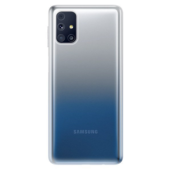 Pouzdro s vlastním motivem na mobil Samsung Galaxy M31s (silikonové pouzdro)