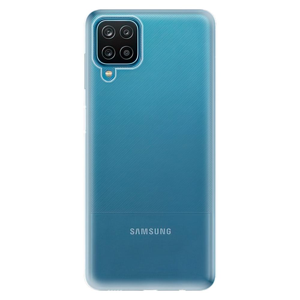 Silikonové pouzdro iSaprio s vlastním motivem na mobil Samsung Galaxy A12