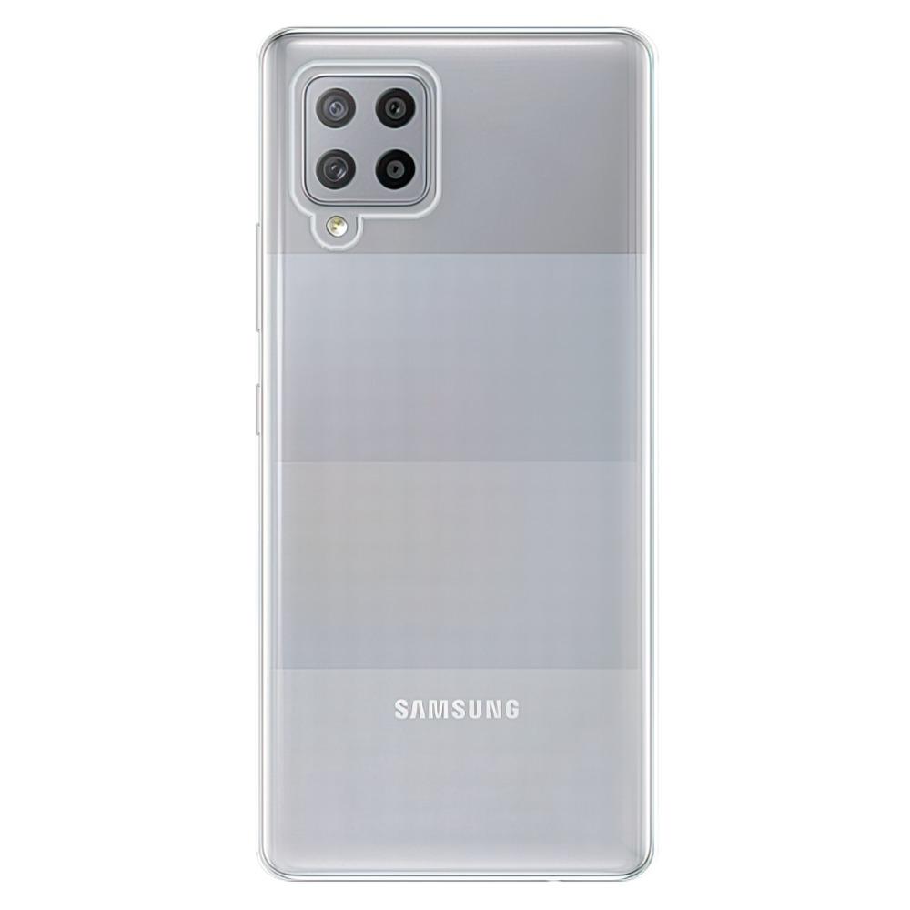 Silikonové pouzdro iSaprio s vlastním motivem na mobil Samsung Galaxy A42 5G