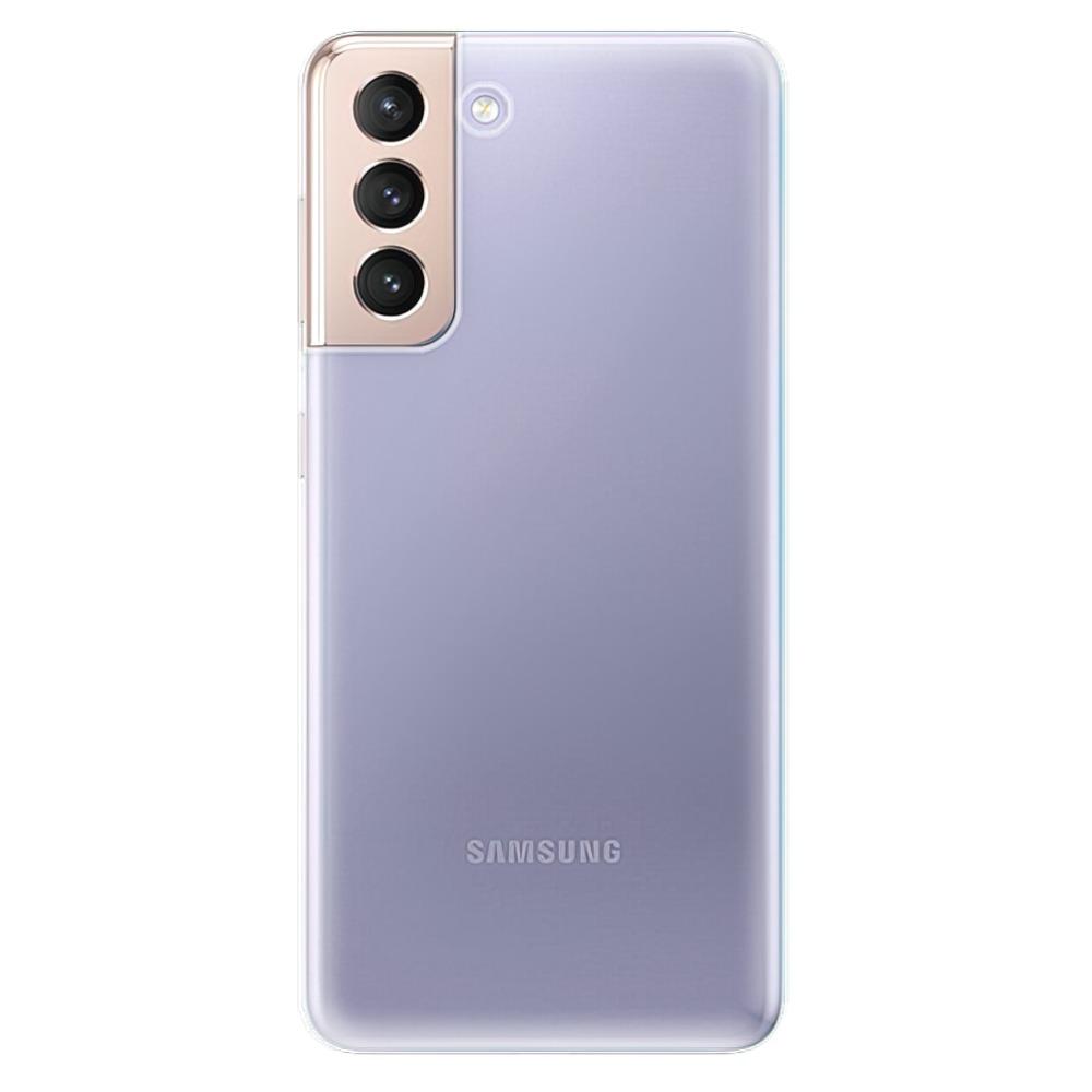 Silikonové pouzdro iSaprio s vlastním motivem na mobil Samsung Galaxy S21 5G