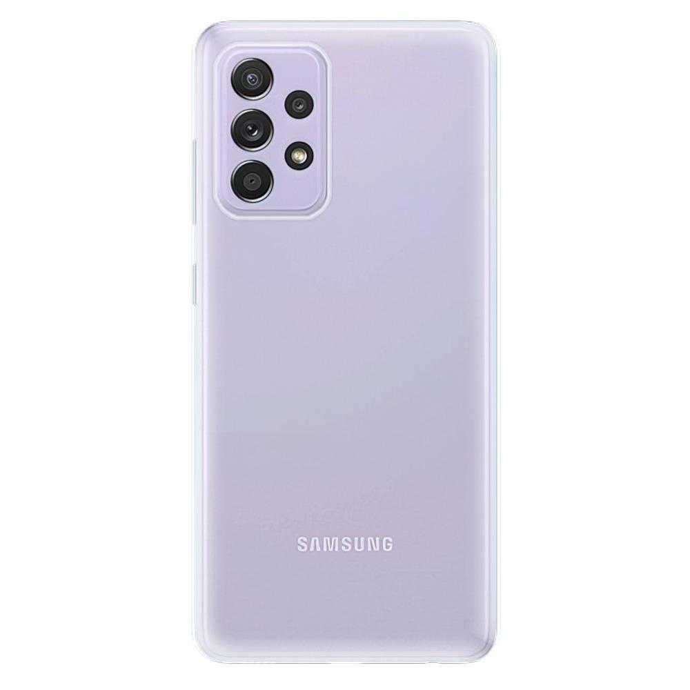 Silikonové pouzdro iSaprio s vlastním motivem na mobil Samsung Galaxy A52 / A52 5G